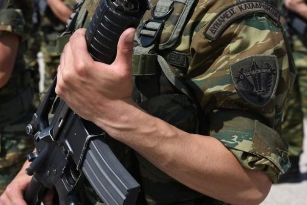 Λέσβος: Στην εντατική ο οπλίτης που αυτοτραυματίστηκε! - Οι συνθήκες του περιστατικού παραμένουν άγνωστες