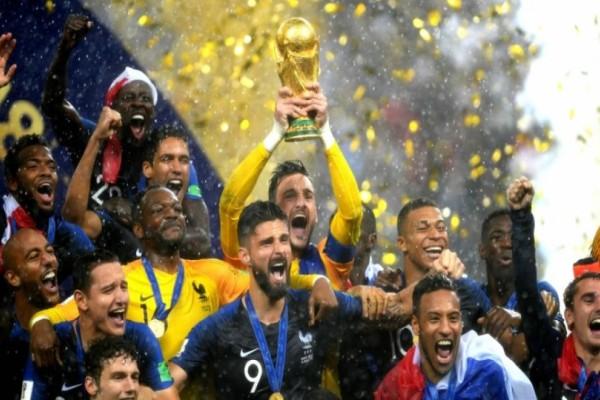 Μουντιάλ 2018: 20 χρόνια μετά, η Γαλλία ξανά στην κορυφή! (video)