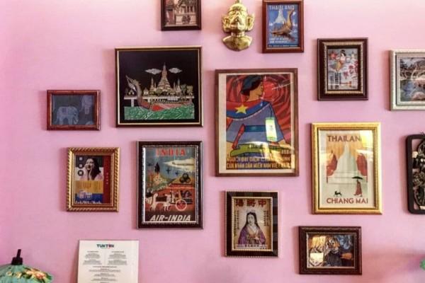 Τuk tuk: An authentic Thai street food place in Athens
