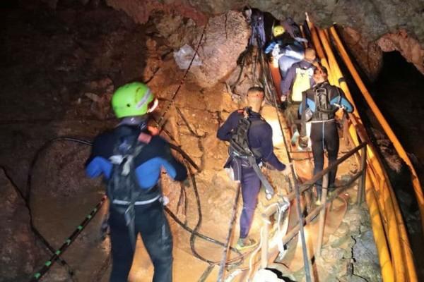 Ταϊλάνδη: Για λίγες ώρες αποφεύχθηκε η τραγωδία
