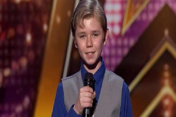 Ο 13χρονος που ενθουσίασε τους κριτές του «Αμερική έχεις Ταλέντο» - Λέτε να είναι ο επόμενος Eminem; (Video)