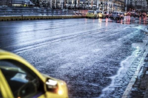 Άνοιξαν οι ουρανοί στην Αττική! - Έντονη βροχόπτωση στα βόρεια προάστια! (Photo & Video)