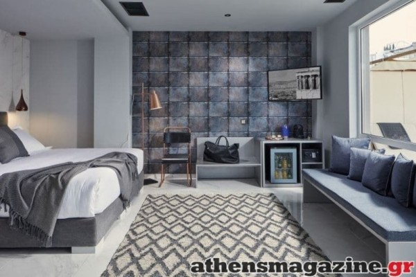 18 Micon Str.: Urban boutique hotel with industrial style in the heart of Psyrri!