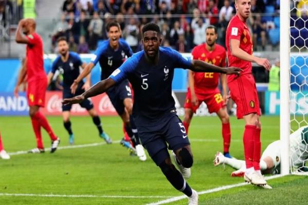 Μουντιάλ 2018: Στον τελικό η Γαλλία, για την κούπα 20 χρόνια μετά! (video)