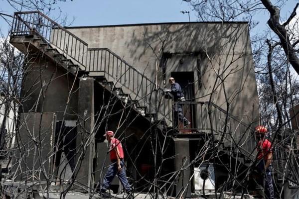 Ραγίζει καρδιές: Το ανατριχιαστικό γράμμα μιας 7χρονος σε πληγέντα από την πυρκαγιά! (photo)