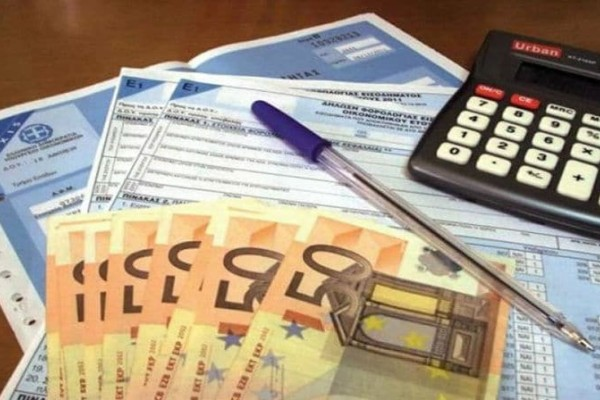 Εκκαθαριστικά: Στα 1.047 ευρώ ο μέσος πρόσθετος φόρος