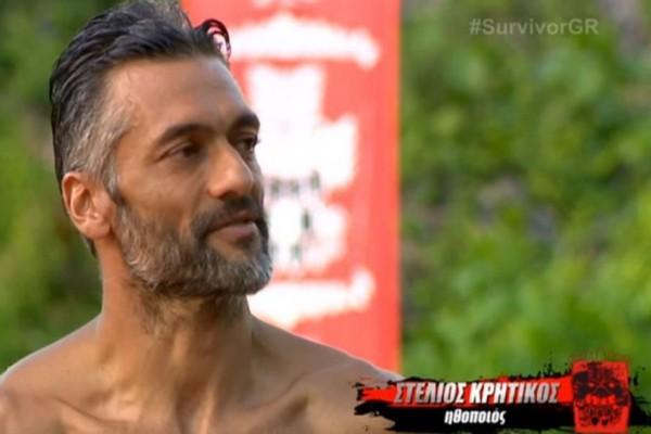 Survivor: Δεν φαντάζεστε πόσα κιλά πήρε ο Στέλιος Κρητικός μετά το παιχνίδι!