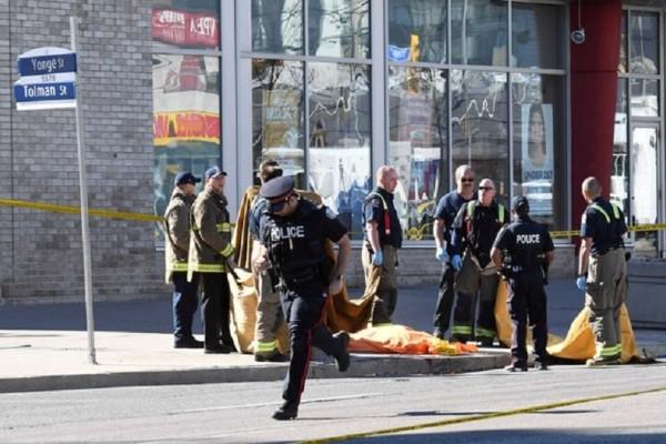Το Ισλαμικό Κράτος ανέλαβε την ευθύνη της επίθεσης στο Τορόντο!