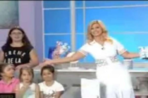 Φινάλε για την εκπομπή της Ζήνας Κουτσελίνη! Το αντίο της παρουσιάστριας στους τηλεθεατές! (video)