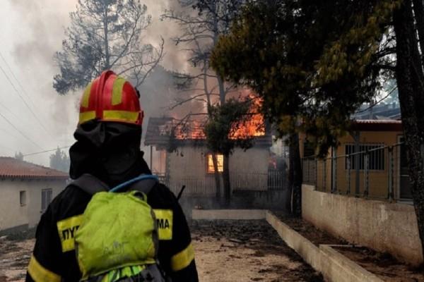 Δήλωση σοκ: Τριψήφιος ο αριθμός των νεκρών από την πυρκαγιά!
