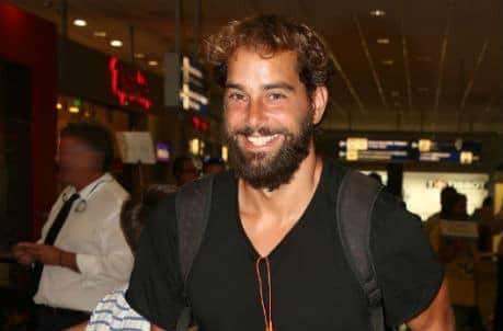Survivor: Επέστρεψε στην Ελλάδα ο Χάρης Γιακουμάτος!