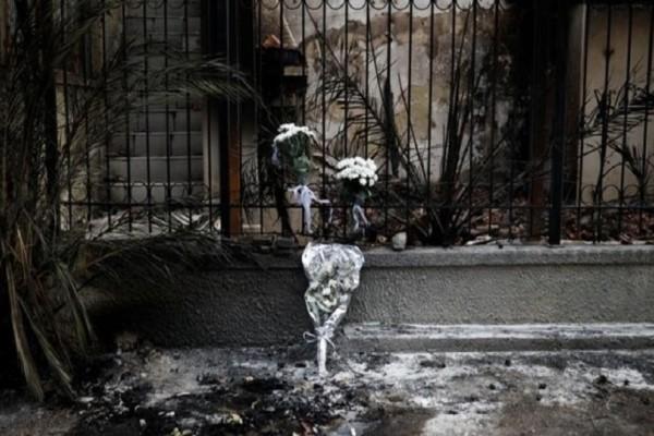 Πόλη-«φάντασμα» θυμίζει το Μάτι 5 μέρες μετά τη φονική πυρκαγιά! (Photo)
