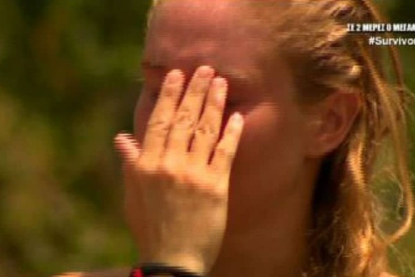 Survivor 2: Ξέσπασε σε κλάματα η Δαλάκα!