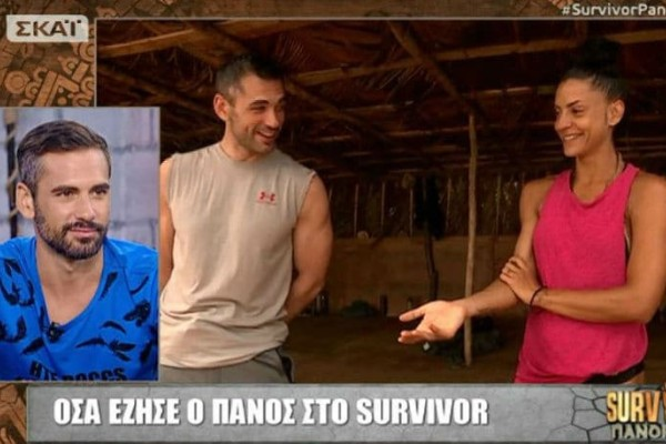 Survivor Panorama: Ο Πάνος Θεοδώρου αποκαλύπτει όλο το παρασκήνιο για την σχέση των Μαχητών με την Μελίνα! (Βίντεο)
