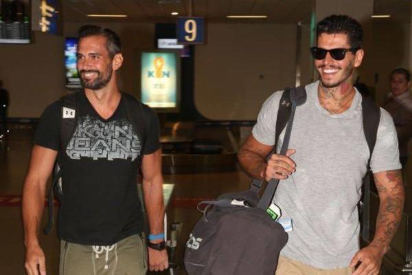 Survivor: Επέστρεψαν στην Ελλάδα Νικόλας και Πάνος! (photos)