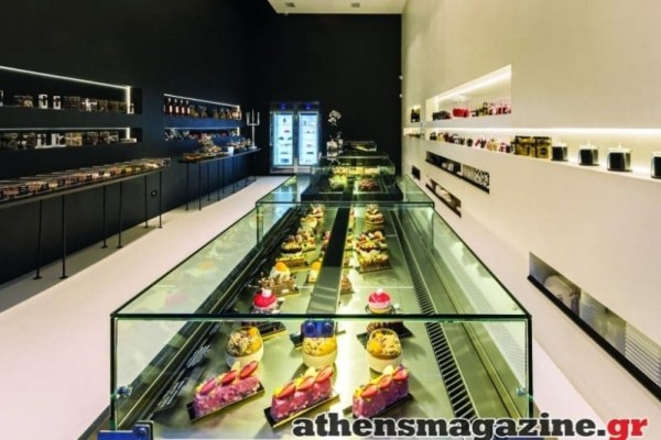 Dolce Soleto: A gorgeous boutique pastry shop in Glyfada!