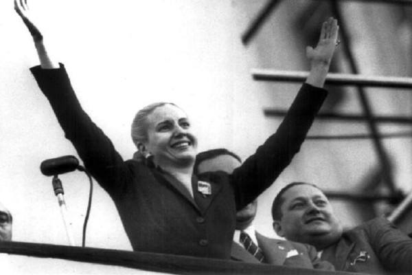 Σαν σήμερα στις 26 Ιουλίου το 1952 πέθανε η Εβίτα Περόν