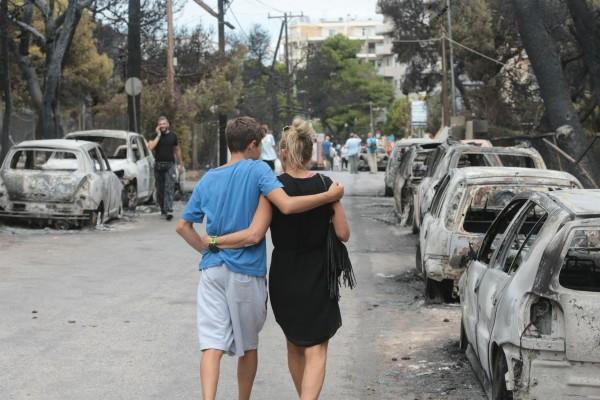 Ολοκαύτωμα σε Ραφήνα και Μάτι! Καταστράφηκαν 2.500 κατοικίες, ζημιές σε ακόμη 4.000!