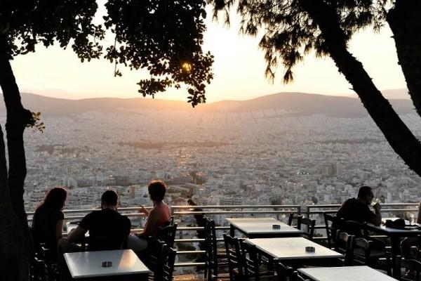Η εφαρμογή που θα λατρέψεις! - Σε ενημερώνει για τα πιο δροσερά σημεία στην Αθήνα!