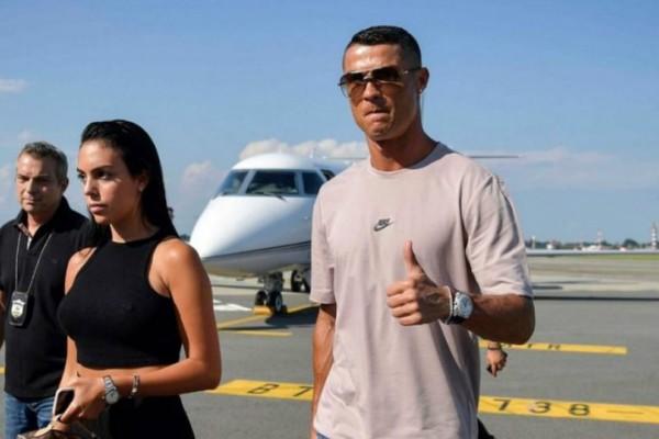 O Ρονάλντο έφυγε από το Costa Navarino και βρίσκεται στο Τορίνο (video)