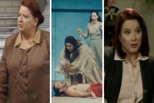 Τζέσυ Παπουτσή: Έξι τηλεοπτικοί ρόλοι που έγραψαν ιστορία!