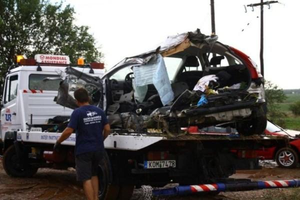 Ασύλληπτη τραγωδία στην Ροδόπη: Θανατηφόρο σιδηροδρομικό δυστύχημα! Σκληρές εικόνες