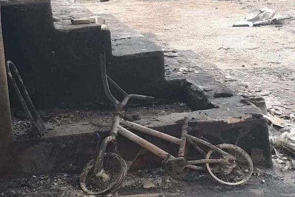 Η φωτογραφία της ημέρας: Συγκλονιστική εικόνα από την καταστροφή στο Μάτι!