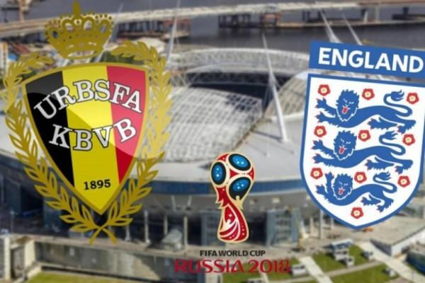 Μουντιάλ 2018: «Μάχη» για την τρίτη θέση θα δώσουν Αγγλία και Βέλγιο!