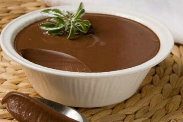 Κρέμα σοκολάτας με γιαούρτι!