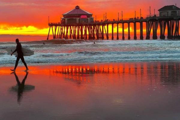 Η φωτογραφία της ημέρας: Ένα όμορφο και ήρεμο ηλιοβασίλεμα!