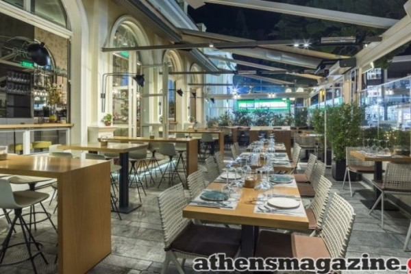 Arch cafe: The all day hangout in the heart of Kifissia!