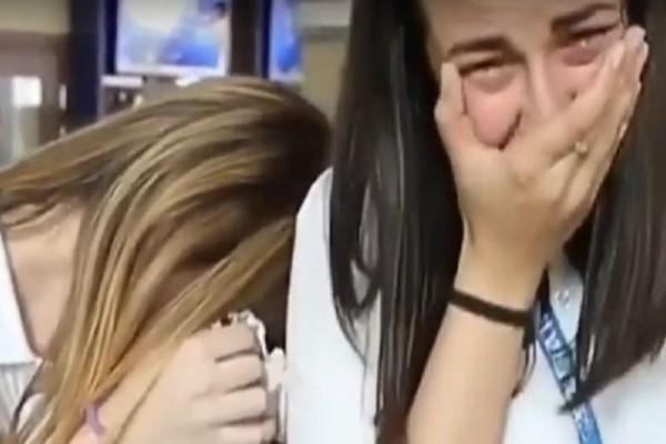 Μουντιάλ 2018: Έκλαιγαν οι Ρωσίδες όταν έφυγαν οι Γάλλοι! (video)