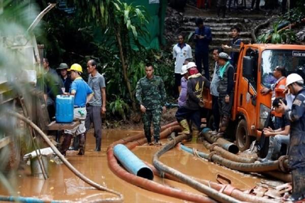 Ταϊλάνδη: Έξι παιδιά έχουν βγει από τη σπηλιά!
