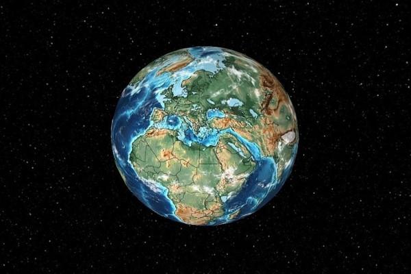 Η εφαρμογή που σου δείχνει πού ήταν το σπίτι σου πριν από 750 εκατ. χρόνια!