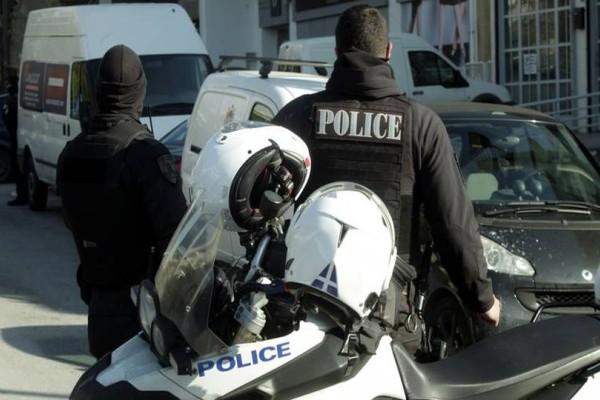 Ένοπλη ληστεία με πυροβολισμούς σε τράπεζα στο Περιστέρι!