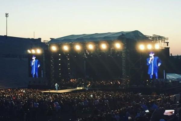 Κοσμοσυρροή στο Καλλιμάρμαρο για την συναυλία των Scorpions! (videos)