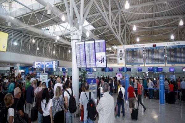 Ανεβασμένη η επιβατική κίνηση στα ελληνικά αεροδρόμια!
