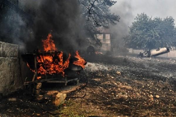 Τα διεθνή ΜΜΕ για τις φονικές πυρκαγιές στην Αττική: «Μια χώρα σε τρόμο»! - «Οι Έλληνες ζητούν εξηγήσεις»!