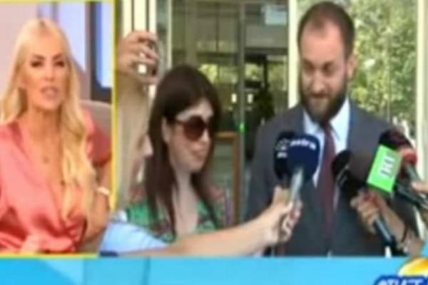 Ισοπεδωτική απόφαση! Καταδικάστηκε σε 6 χρόνια φυλάκιση ο πρώην σύντροφος της Άβας Γαλανοπούλου -