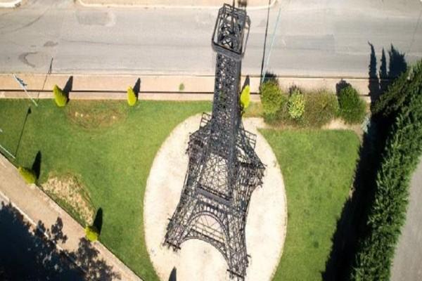 Κι όμως υπάρχει Πύργος του Άιφελ και στην Ελλάδα [εικόνες]