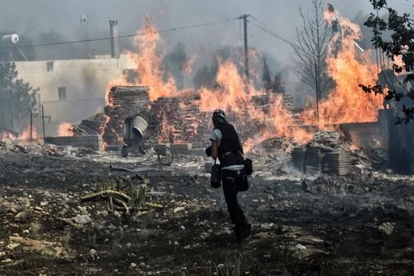 Διαδώστε το: Αυτός είναι ο λογαριασμός για τους πληγέντες από τις πυρκαγιές!