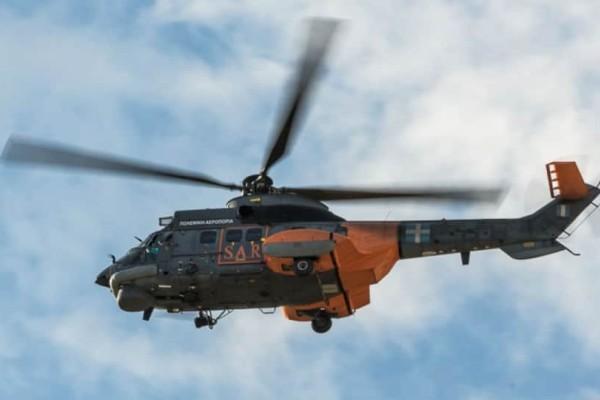 Λέσβος: Αγωνία για τον λοχία που αυτοτραυματίστηκε! Μεταφέρεται με ελικόπτερο στην Αθήνα