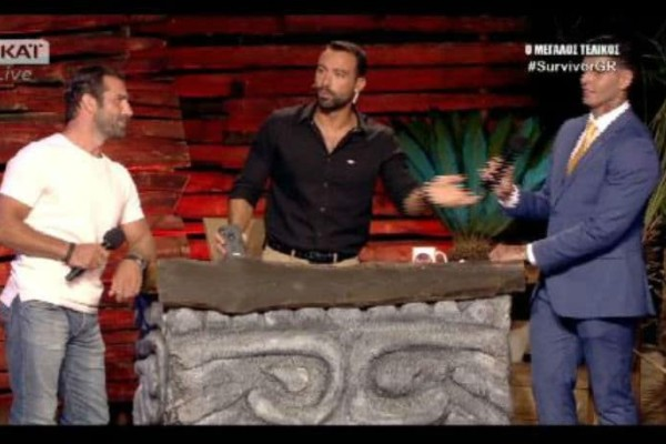 Survivor 2 -Τελικός: To δίδυμο ξαναχτυπά! Το επικό παιχνίδι του Αγόρου -Τσεπάνη και το quiz που άφησε εποχή! (video)