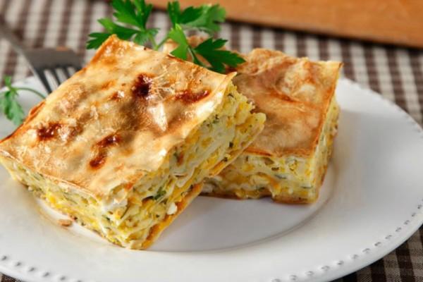 Συνταγή για τέλεια και παραδοσιακή κολοκυθόπιτα!
