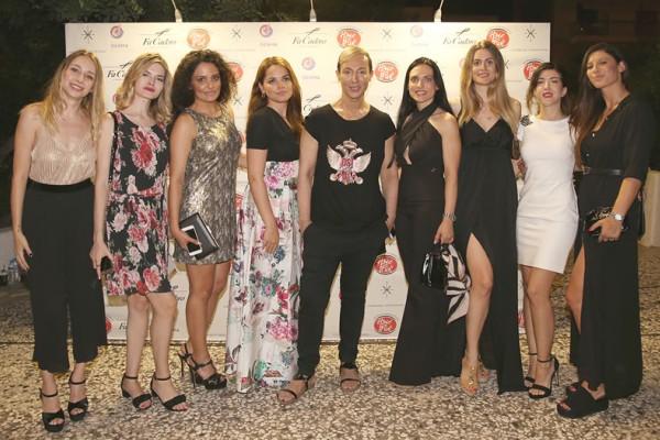 Η Cosmetic Derma Medicine Μέγας Χορηγός στο λαμπερό show του Vassilios Kostetsos