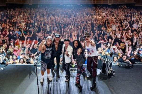 Κυκλοφοριακές ρυθμίσεις λόγω της συναυλίας των Scorpions!