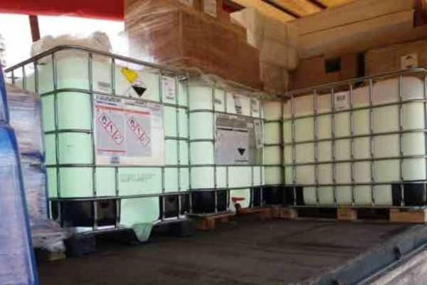 Κρήτη: Μετέφεραν με το πλοίο επτά τόνους επικίνδυνων ουσιών