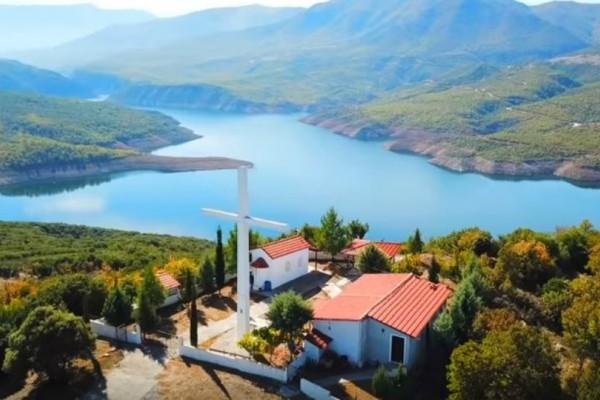 Βίντεο που μαγεύει: Βόλτα στην Ελλάδα με θέα από...ψηλά!