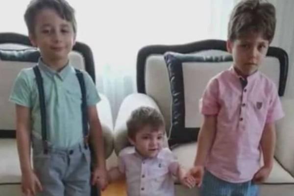 Έβρος: Αυτά είναι τα τρία παιδιά που αγνοούνται μαζί με τη μητέρα τους (video)