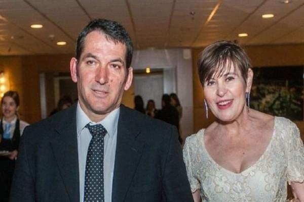 Η φωτογραφία του Πύρρου Δήμα ένα μήνα μετά το θάνατο της γυναίκας του! -  Η συγκινητική ιστορία τους!
